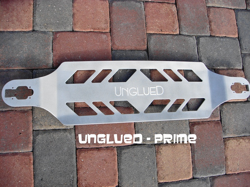 unglued prime longboard deck for sale